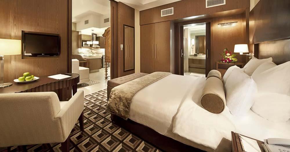 phòng khách sạn Executive Suit