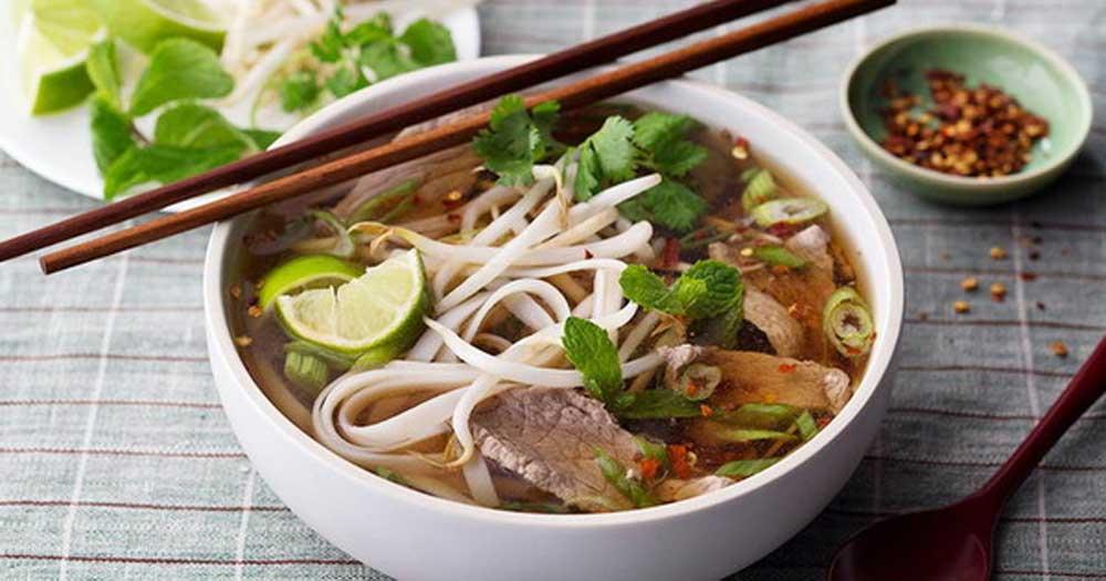 Ẩm thực truyền thống – Bếp khách sạn thuần Việt