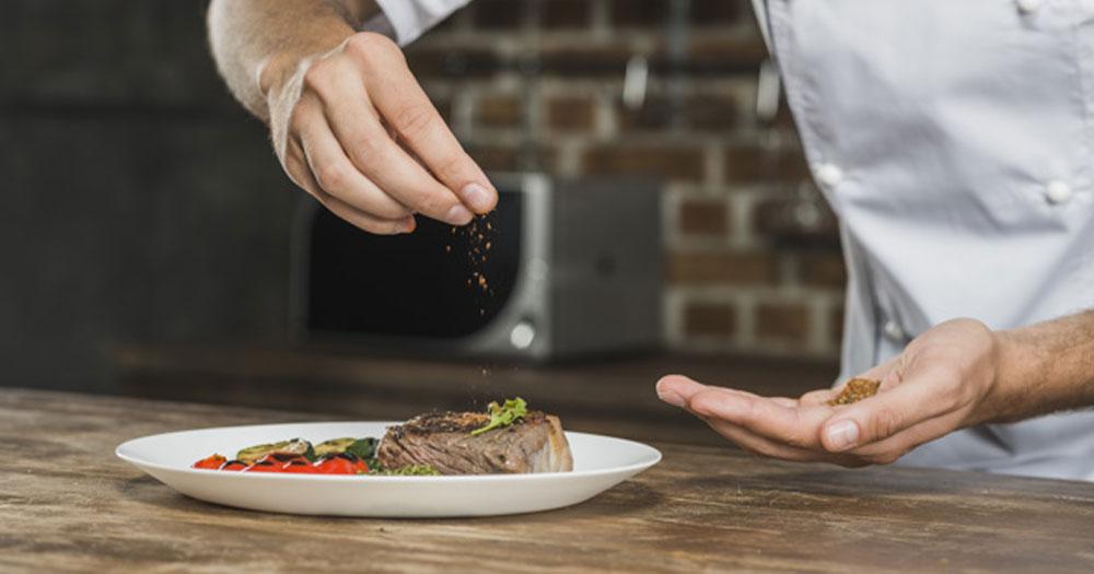 Ăn healthy – bếp khách sạn xanh