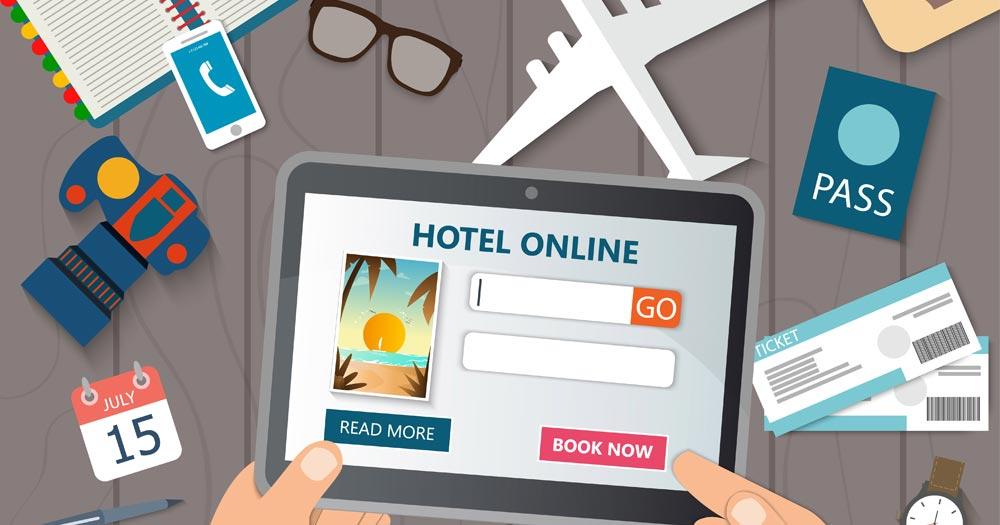 Booking Hotel hỗ trợ tốt cho quá trình đặt phòng khách sạn