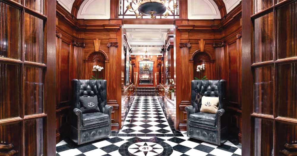 thiết kế khách sạn Phong cách cổ điển (classic)