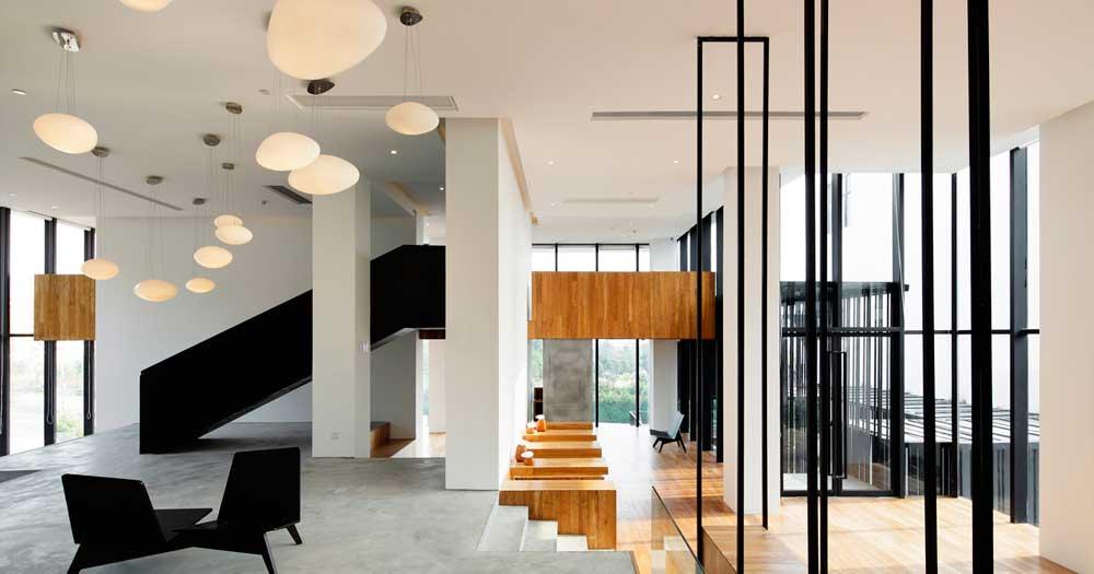 thiết kế khách sạn Phong cách tối giản (minimalist)