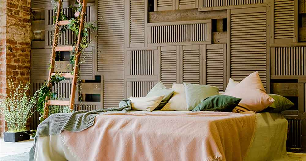thiết kế khách sạn Phong cách retro