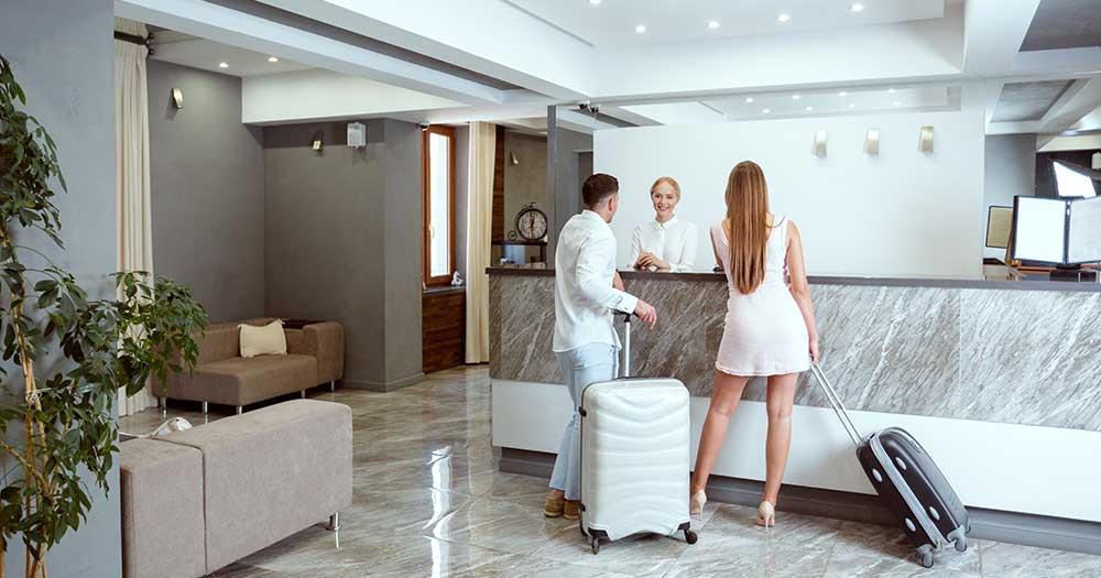 Vai trò của sảnh khách sạn là gì?