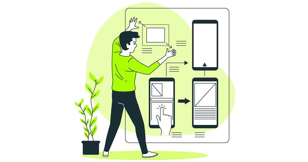Công nghệ thiết kế UI/UX cho website