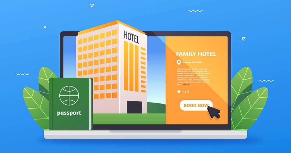 Vì sao khách sạn cần thiết kế website ?