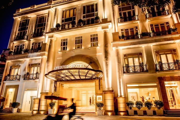 Khách sạn Apricot Hotel