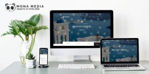 mẫu khách sạn Nanovi