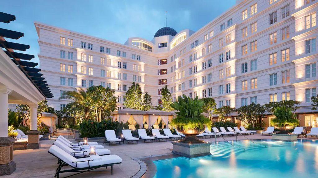 Khach sạn 5 sao Sài Gòn Park Hyatt Hotel