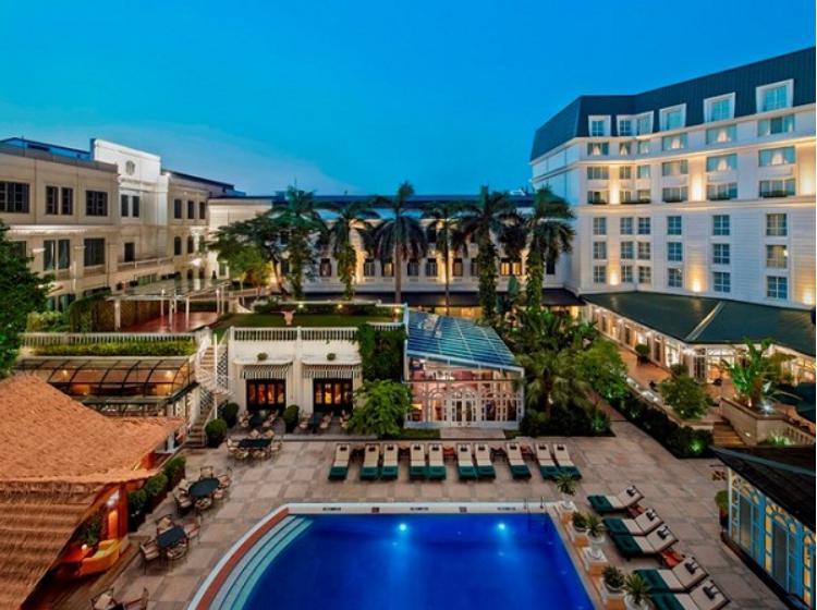 khách sạn 5 sao Sofitel Legend Metropole