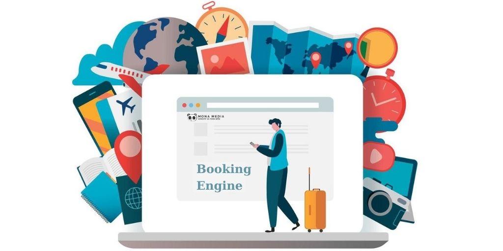 Hệ thống Booking Engine là gì?