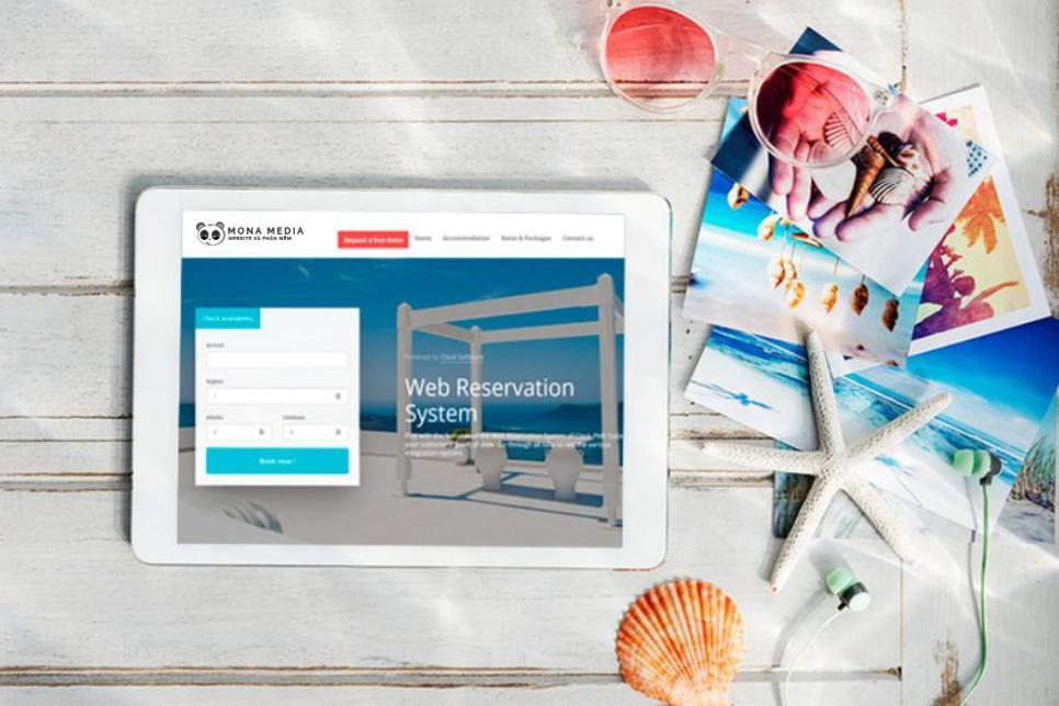 Giải quyết nhu cầu đặt phòng của website khách hàng