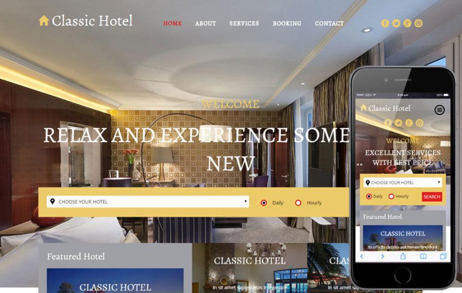 Xây dựng website khách sạn chuyên nghiệp